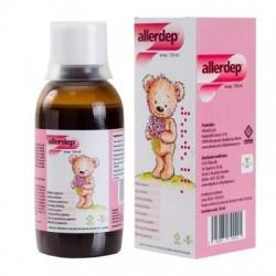 Allerdep sirop respiratie 150 ml DrPhyto