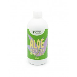 Aloe Protector Hepatic Gel 500ml Laboratoarele Remedia