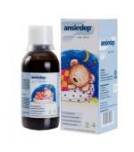 Ansiodep sirop favorizeaza somnul la bebelusi 150 ml DRPHYTO