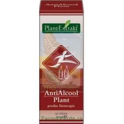 Antialcool Plant Te scapa de dependenta de alcool 30 ml Plantextrakt