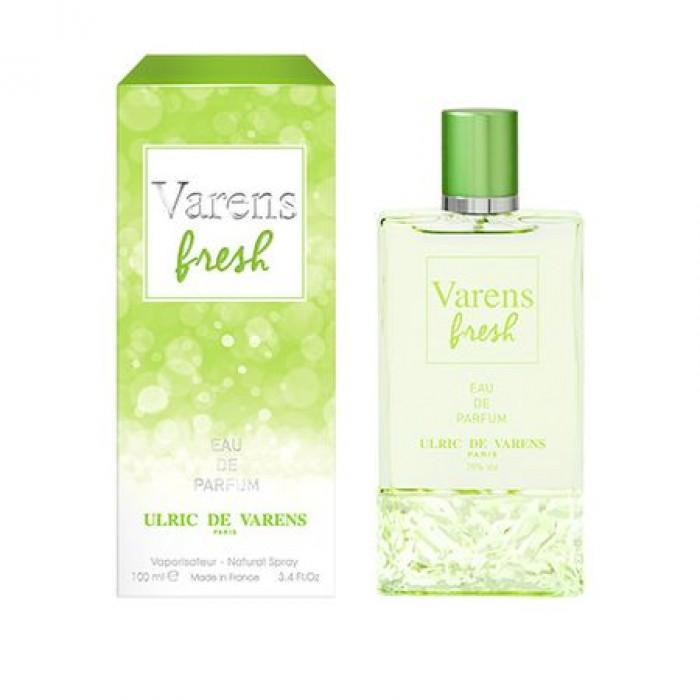 Apa de Parfum Ulric de Varens Fraicheur Fresh pentru Femei 100 ml