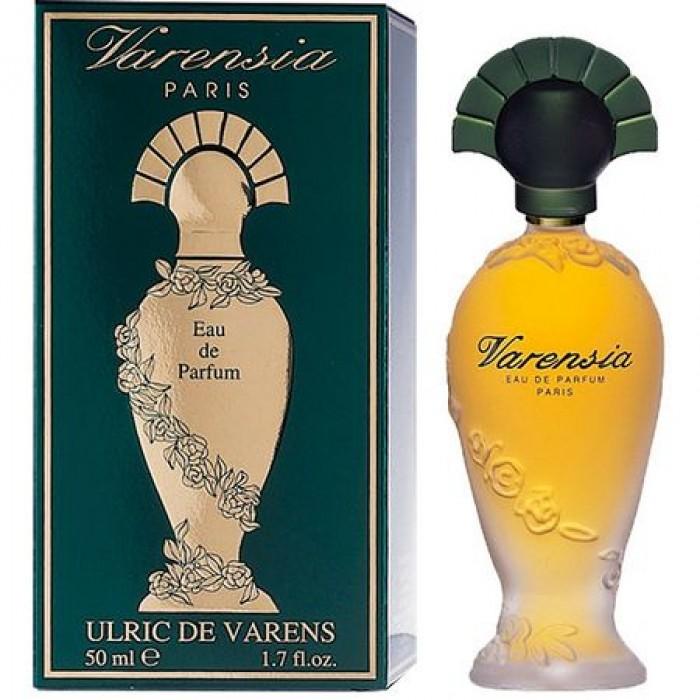 Apa de Parfum Ulric de Varens Varensia Verde pentru Femei, 50 ml