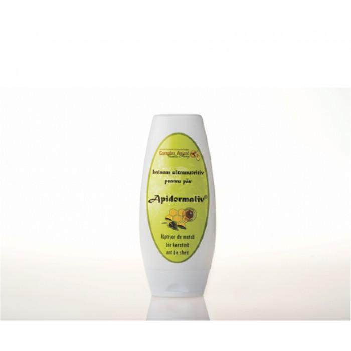 Apidermaliv Balsam Ultranutritiv pentru Par 200 ml Complex Apicol