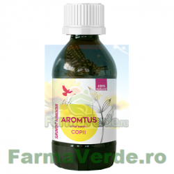 Aromtus sirop copii 150 ml Bionovativ
