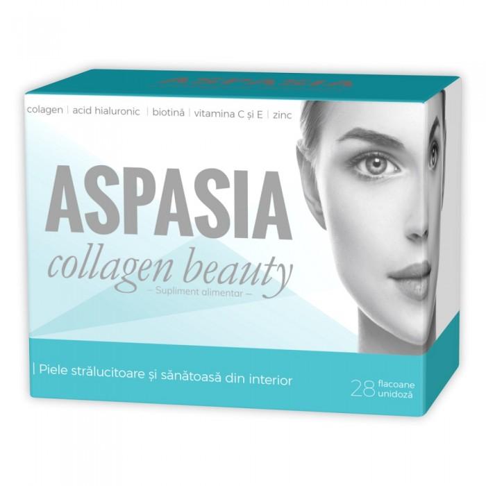 Aspasia Collagen Beauty 28 flacoane unidoza Zdrovit