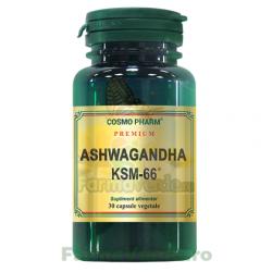 Ashwagandha KSM 66 Premium 30 capsule COSMOPHARM PREMIUM
