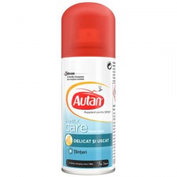 AUTAN Family spray 100ml Eficacitate impotriva insectelor Johnson&Johnson