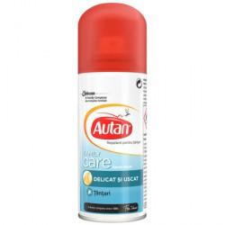 AUTAN Family spray 100ml Eficacitate impotriva insectelor Johnson&Johnson