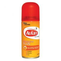AUTAN Protection Plus Spray 100ml Eficacitate impotriva insectelor Johnson&Johnson