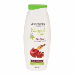 Balsam pentru par vopsit cu Rodie si Quinoa Natural Care 500 ml Gerocossen