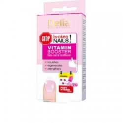 Baza si balsam cu vitamine pentru unghii 11 ml Delia Cosmetics