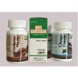 Pachet pentru Imunitate! cancer Chaga-Anticancerlin-Cordyceps BBM Medical