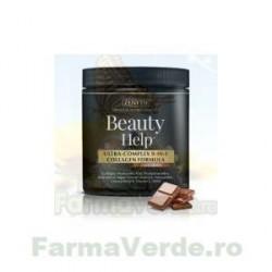 Beauty Help Chocolate Pulbere pentru o piele fara riduri 300 gr Zenyth PHARMACEUTICALS