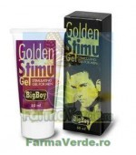 Crema Big Boy Golden Erect Penis 50 mlm Conexo Development