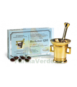 BioActive Q10 Gold 100 mg Vitamina C si Coenzima Q10 30 capsule moi Pharma Nord