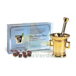 Bio-Marin Plus cu Omega 3 Ulei de Peste 30 capsule moi Pharma Nord