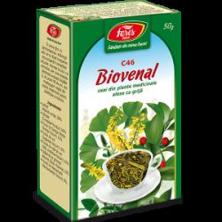 Biovenal Ceai C46 50 gr Fares