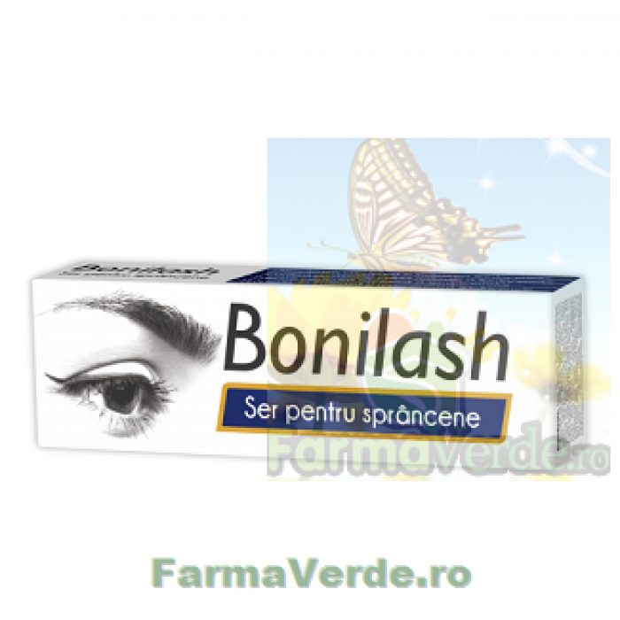 Bonilash Ser Pentru Sprancene 3 ml Zdrovit