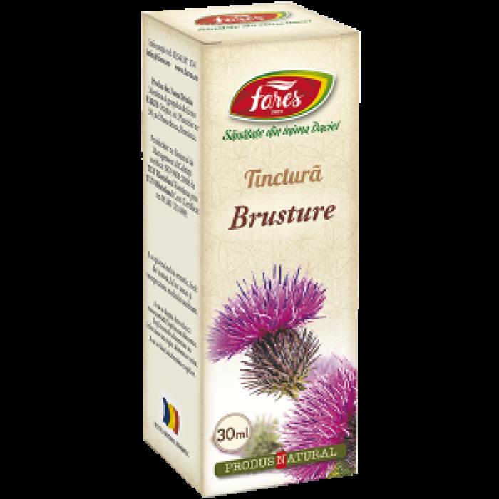 Tinctura de Brusture 30 ml Fares Orastie