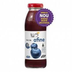Nectar de afine fara zahar 300 ml Bun de Tot DaciaPlant