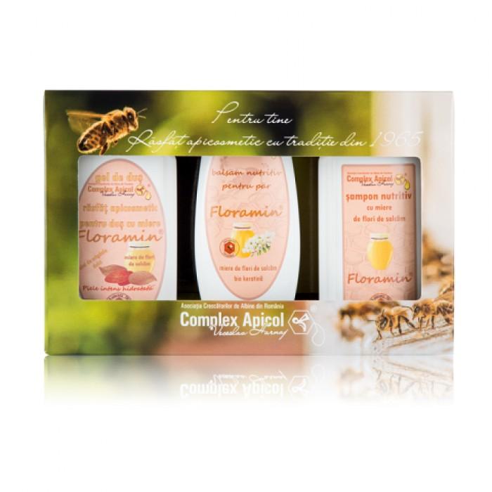 Cadou Caseta Floramin Pachet Naturist! Complex Apicol