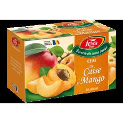 Ceai Caise si Mango 20 plicuri Fares