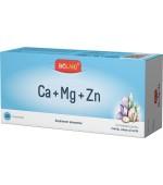 Biofarm Calciu Magneziu Zinc UN SISTEM OSOS PUTERNIC 30 comprimate Bioland