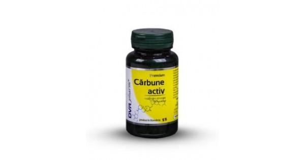 Carbune activ capsule pentru slabit
