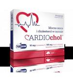 CARDIOchol Supliment alimentar tensiune arteriala crescuta! 30 capsule Medicinas