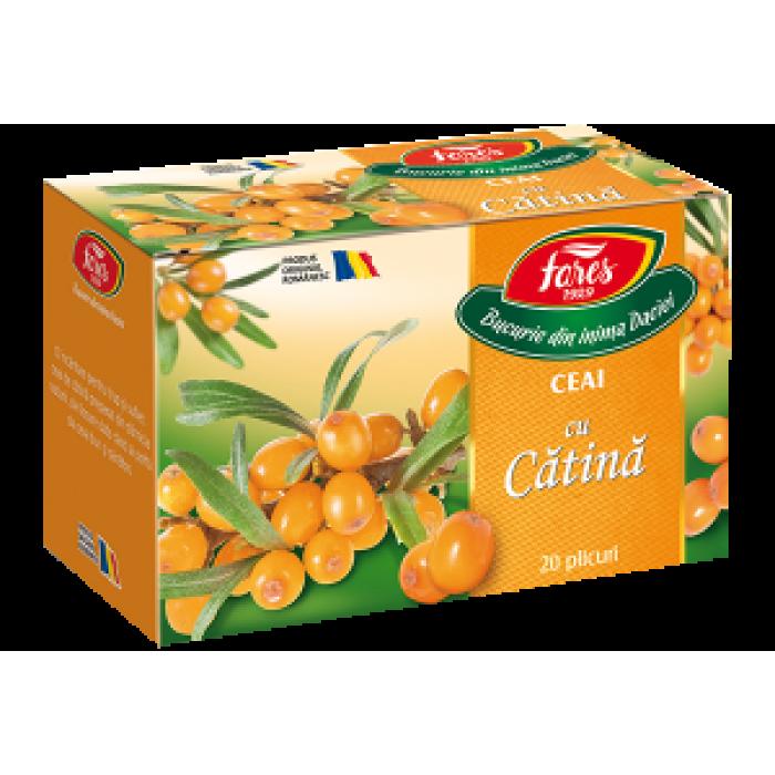 Ceai Catina Fructe 50 gr Fares
