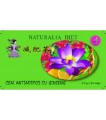 Ceai Antiadipos+Ginseng 30 doze Naturalia Diet
