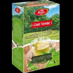 Ceai Verde punga 75 gr Fares