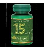 Ceai Verde 60 Comprimate Editia 15 ani DaciaPlant