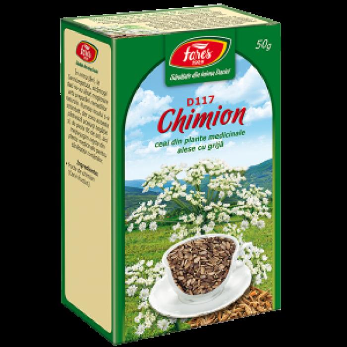 Ceai Chimion 50 gr Fares