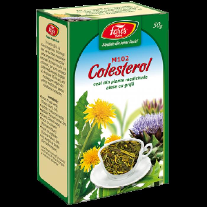 Ceai Colesterol 50 g Fares