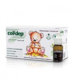 Colidep Solutie Copii Probiotice 8 flacoane a cate 5.5 ml  DrPhyto