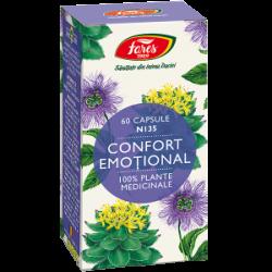 Confort Emotional 60 capsule Fares