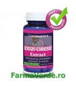 Cozi de Cirese cu Extract 30 capsule Herbagetica