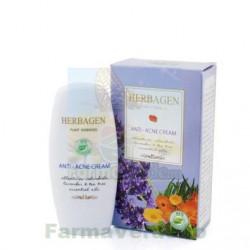 Crema Antiacneica 99% naturala BIO 50 ml Herbagen Genmar