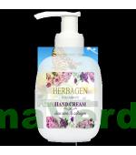 Crema de Maini Aloe Vera si Colagen 100 gr Herbagen