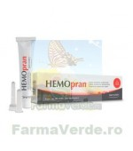 Hemopran Crema protectiva endorectala pentru hemoroizi 35 ml Dermoxen