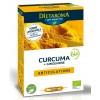 Curcuma Turmeric Bio Extraforte 20 fiole Dietaroma Franta