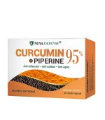 Curcumin + Piperine 95% 30 capsule CosmoPharm