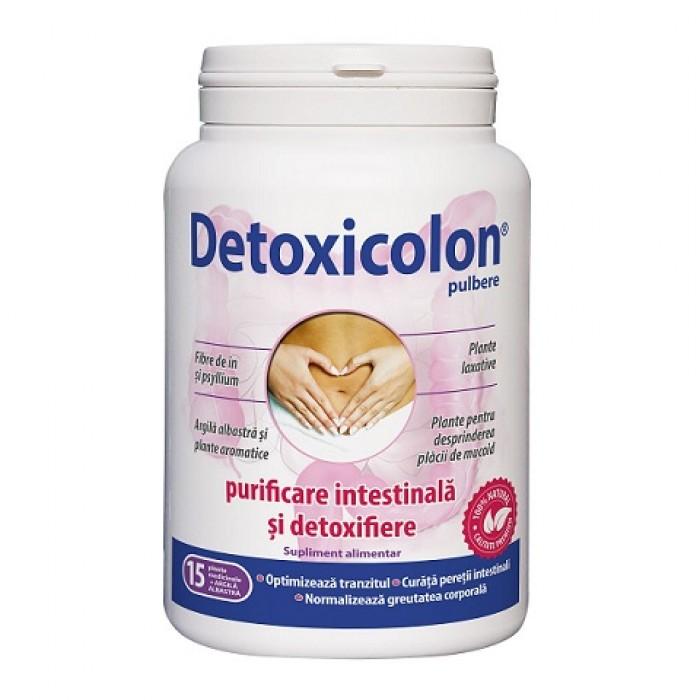 DETOXICOLON 480gr DaciaPlant