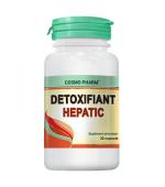 Detoxifiant Hepatic 30 Capsule Cosmopharm
