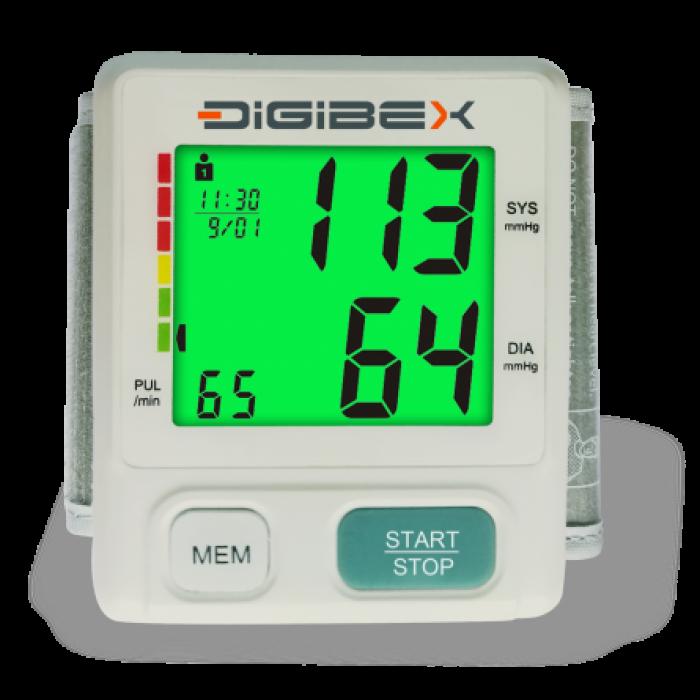 Tensiometru cu masurare la incheietura mainii DIGIBEX DB23 Bioexpert