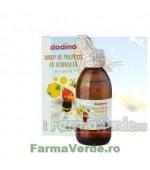 Dodino Sirop de Propolis cu Echinacea cu miere 150 ml Alevia