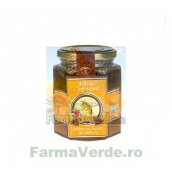 Energizant Miere cu Pulbere de Catina 360 gr Albina Carpatina Apicola