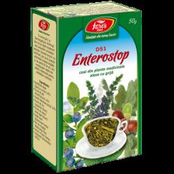Ceai Enterostop 50 g Fares