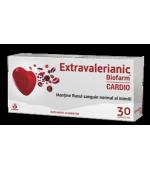 EXTRAVALERIANIC CARDIO 30CPS BIOFARM